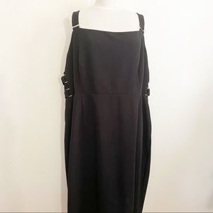BOLD ELEMENTS NWT sleeveless knit buckle detail 4X